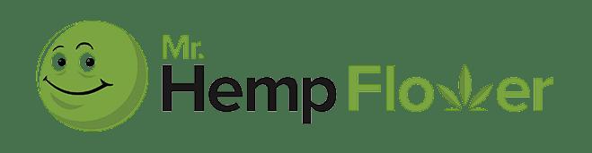 mr hemp flower logo