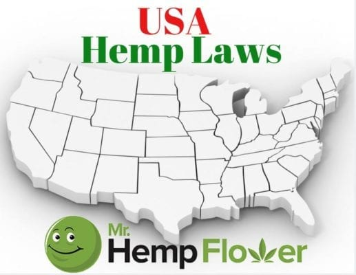 USA Hemp Laws