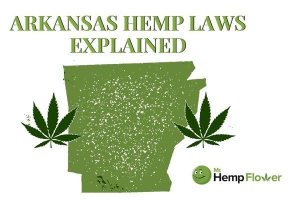 CBD Hemp Flower Laws in Arkansas