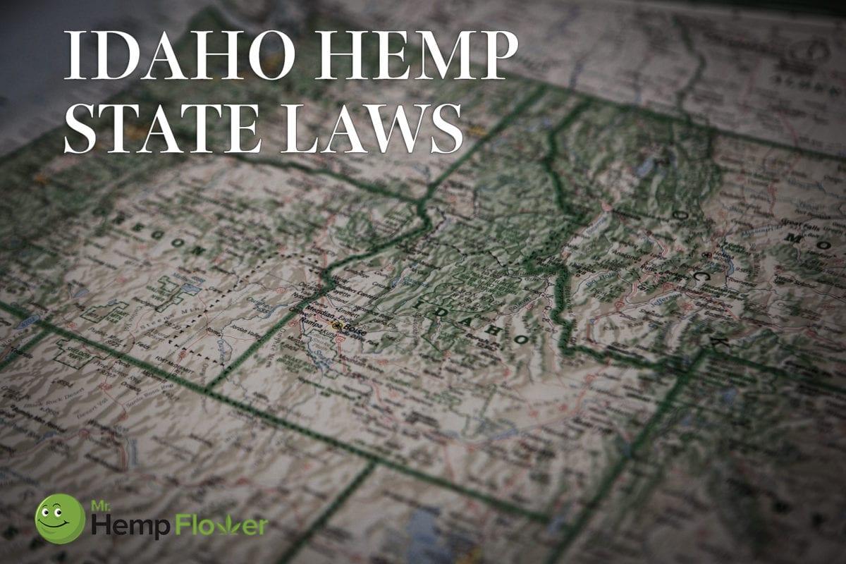 Idaho Hemp Laws for state