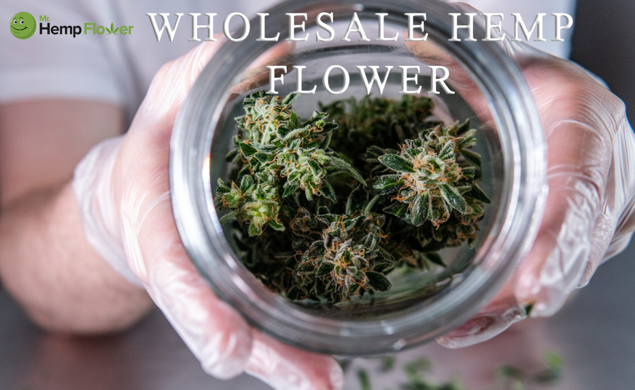 Wholesale Hemp Flower mr hemp flower