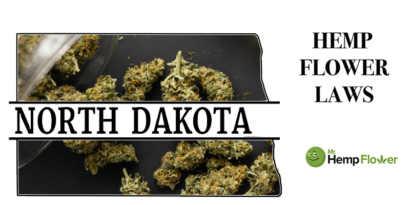 North Dakota Hemp Flower Laws