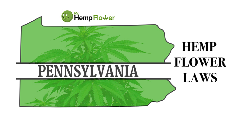 pennsylavnia Hemp Flower Laws