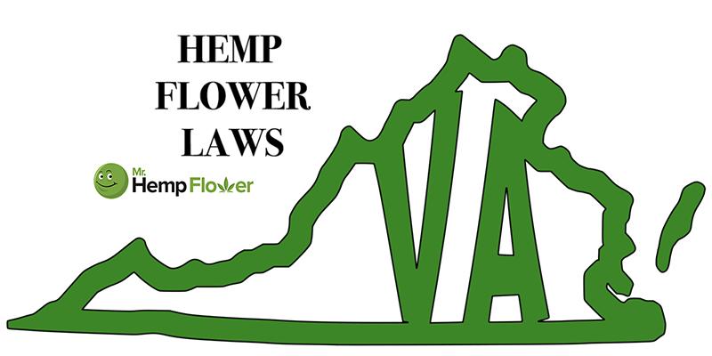 Virginia Hemp Flower Laws