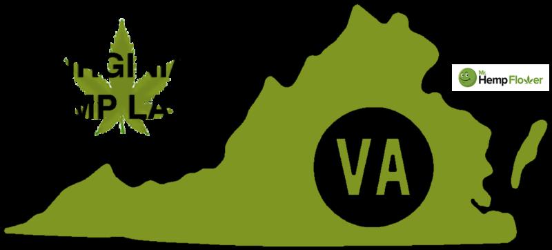 Hemp Flower in Virginia
