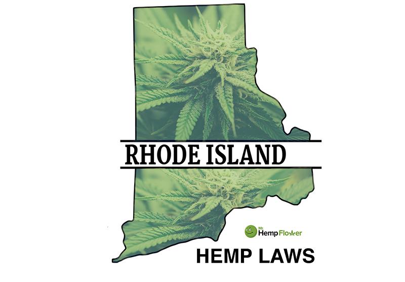hemp flower laws in rhode island