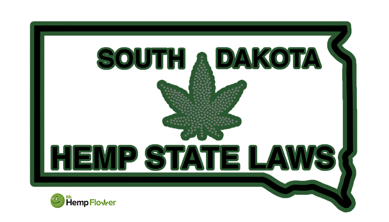 hemp flower laws south dakota