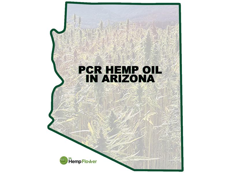 pcr hemp oil in arizona