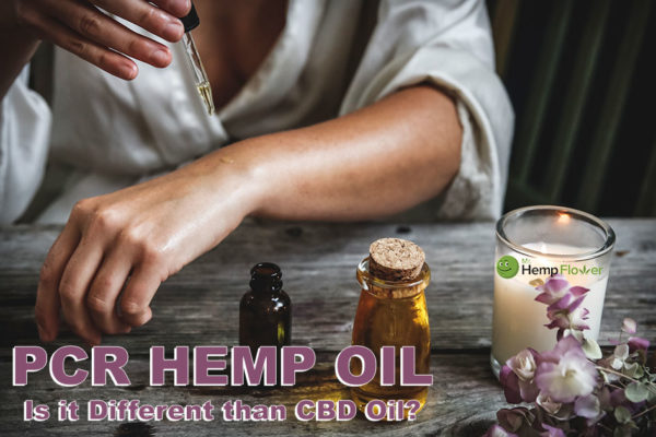 pcr hemp oil uses