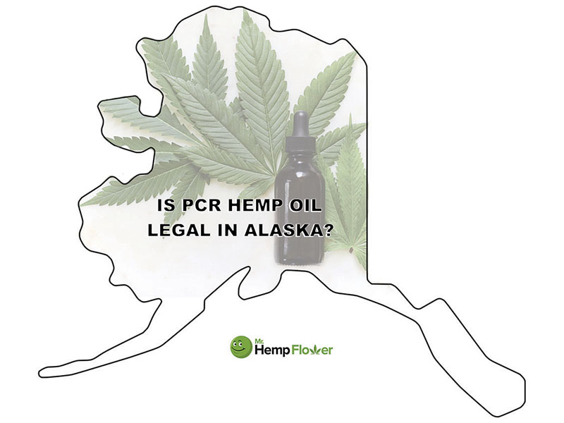 pcr hemp oil alaska laws
