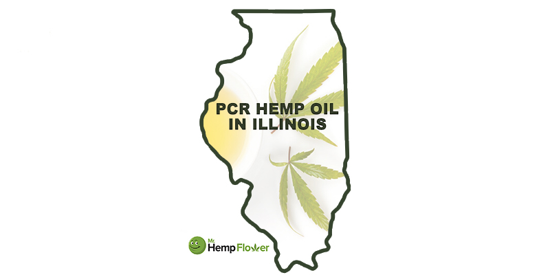 PCR CBD Oil in Illinois
