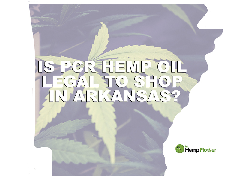 Full Spectrum CBD Hemp Oil in Arkansas