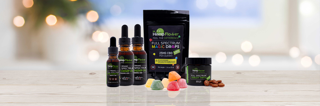 Full Spectrum CBD Oil Products