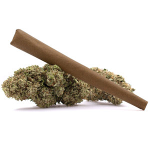CBG-White Widow-Blunt
