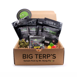3.5 gram - Terpene Bundle - Mr Hemp Flower