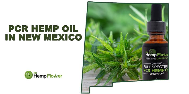 Full Spectrum CBD oil New Mexico