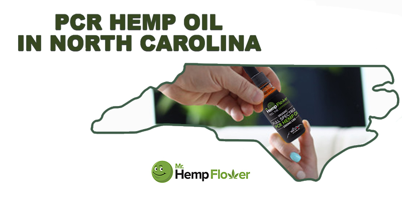 Full Spectrum CBD oil North Carolina