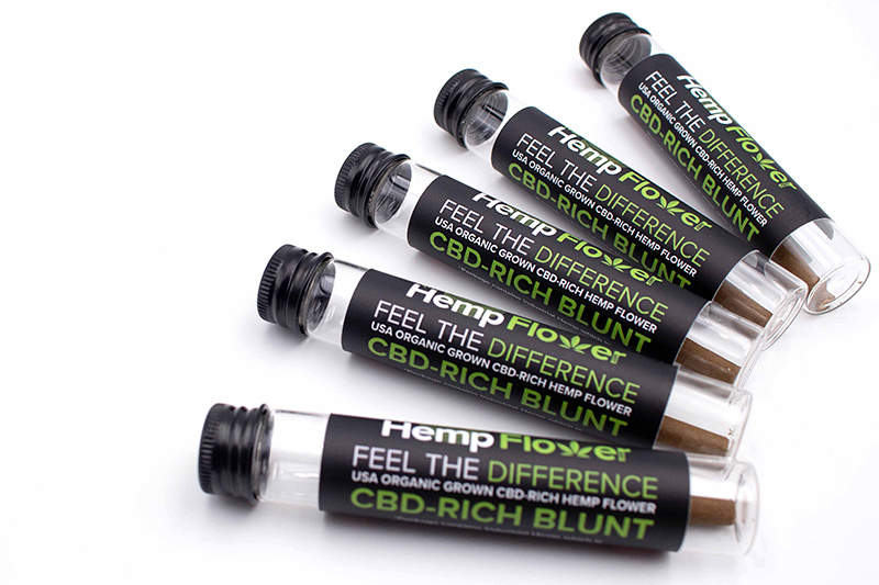 Mr Hemp Flower Pre Rolls