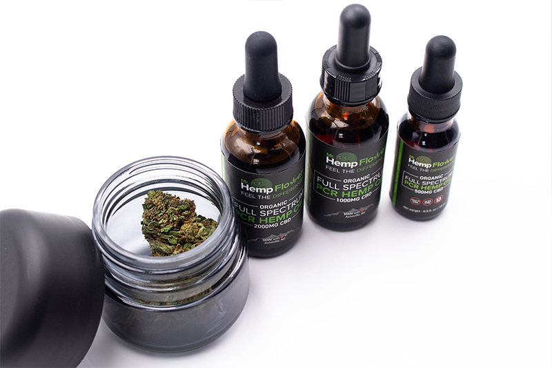 Mr Hemp Flower Tinctures