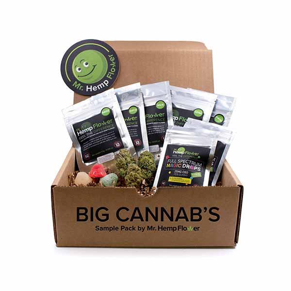 Mr Hemp Flower High Cannabinoid Bundle