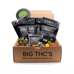 Mr Hemp Flower High THC Bundle - 3.5 gram