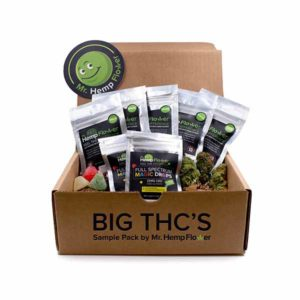 Mr Hemp Flower High THC Bundle