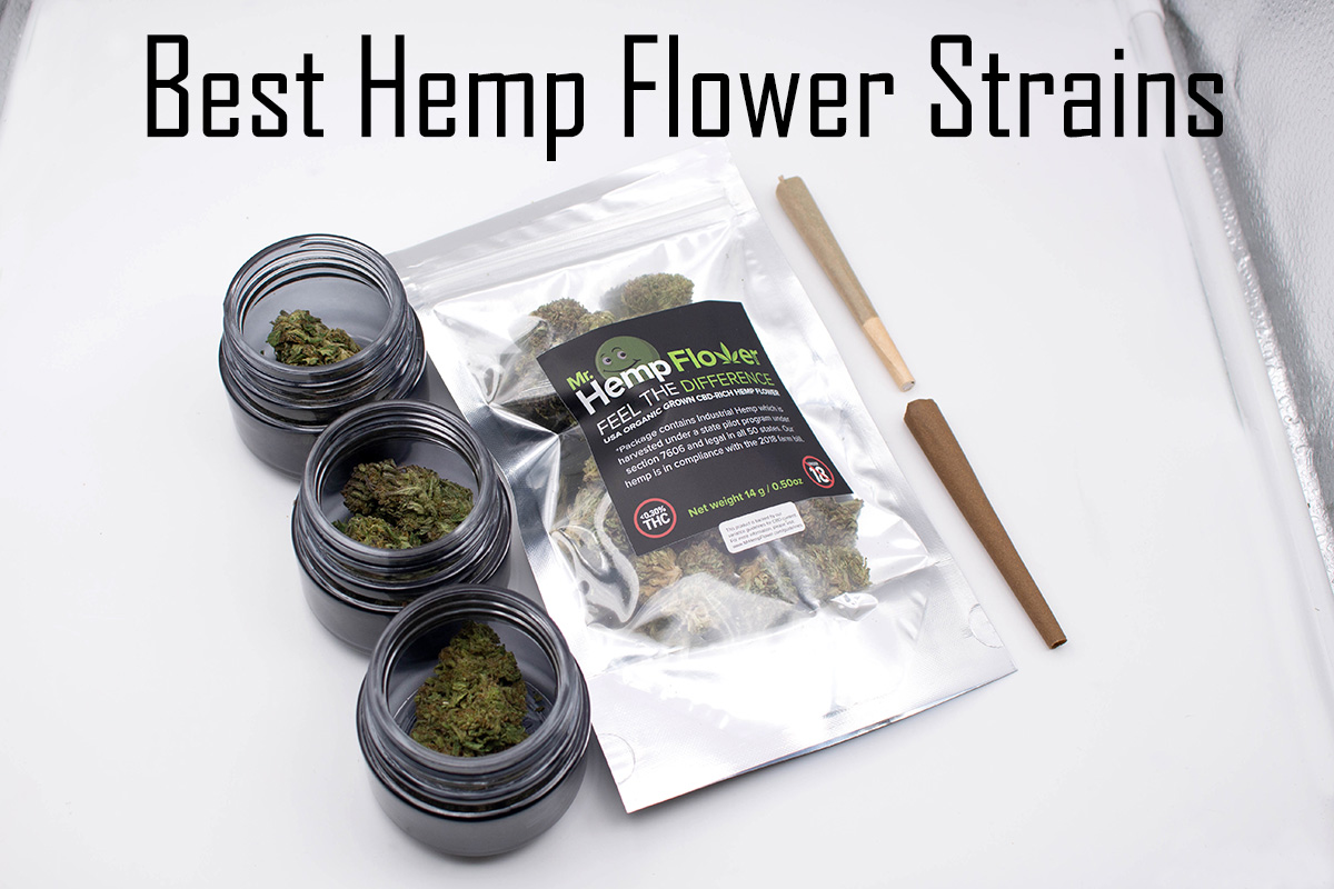 Best Hemp Flower Strains