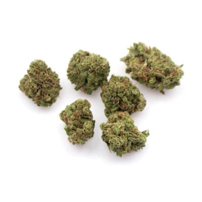 Cherry Pie Hemp Flower Buds- Smalls