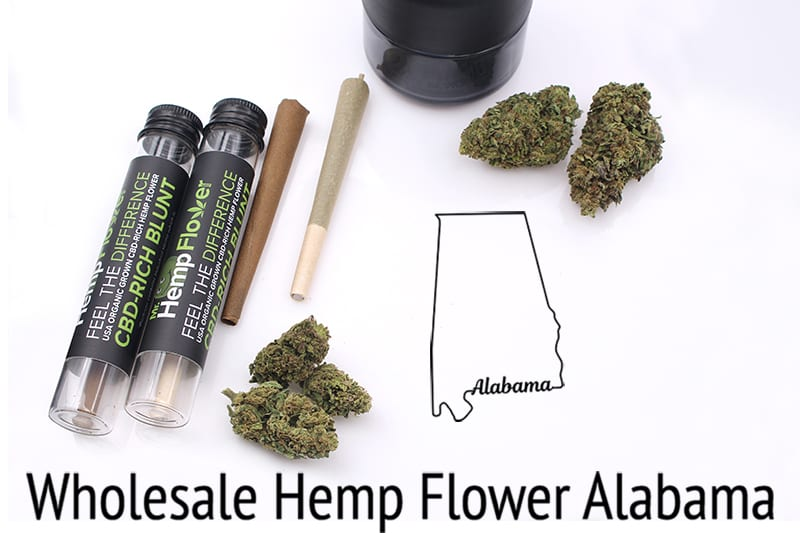 wholesale hemp flower in alabama