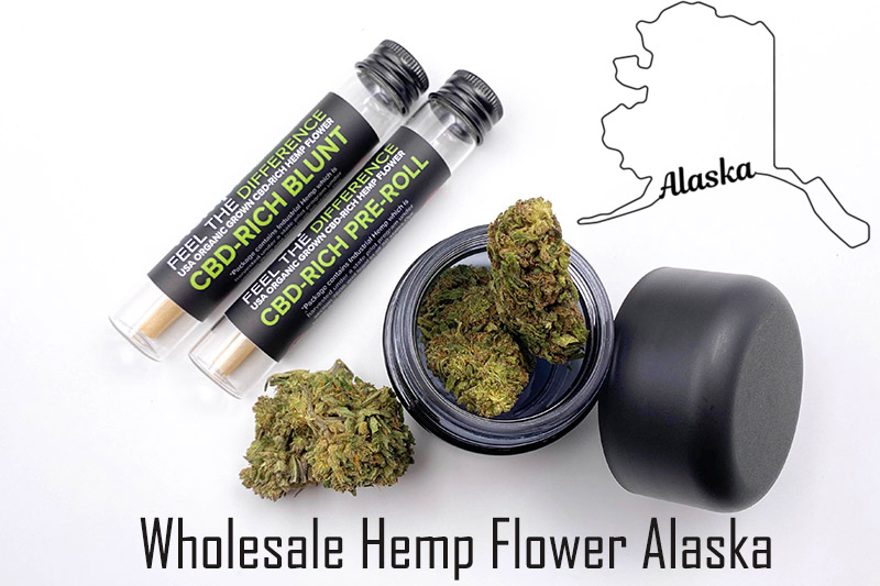 Wholesale Hemp Flower Alaska