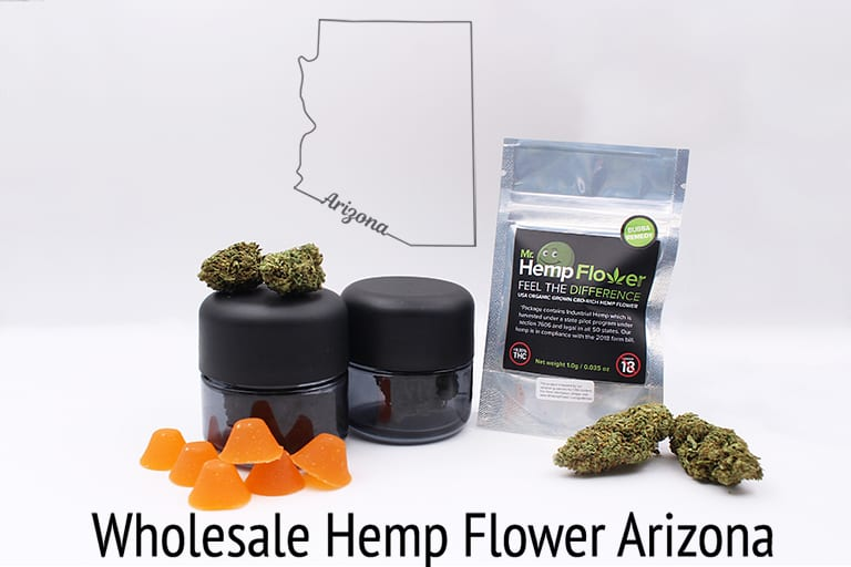 wholesale hemp flower in arizona