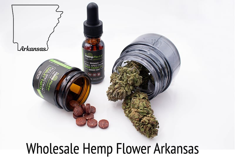 wholesale hemp flower in arkansas
