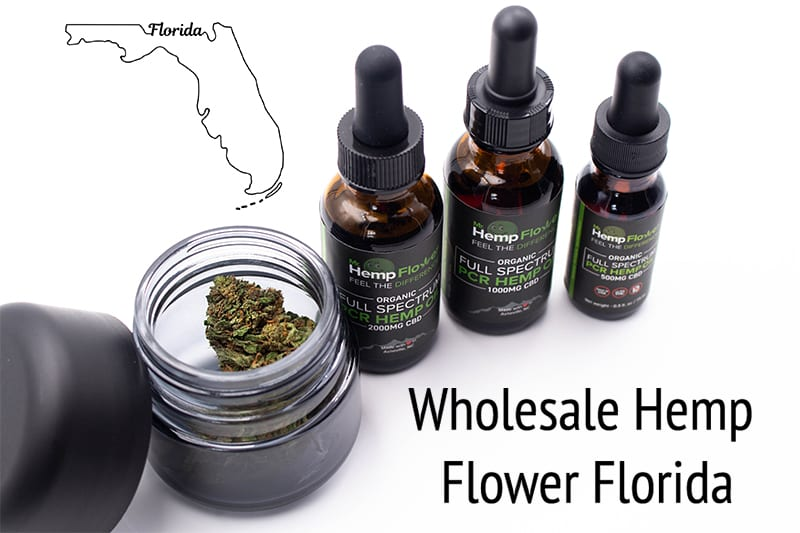 Wholesale hemp flower in florida