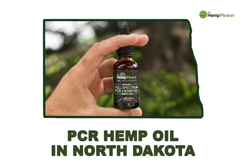 Full spectrum CBD Oil North Dakota