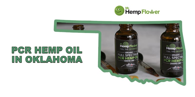 Full Spectrum CBD Oil Oklahoma