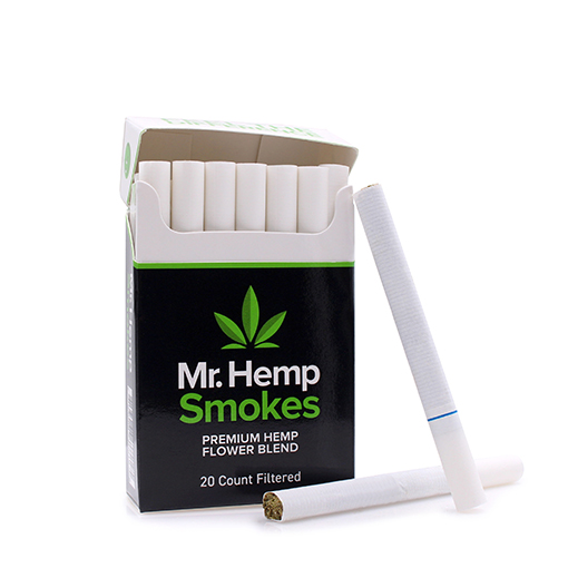Hemp Flower Cigarettes