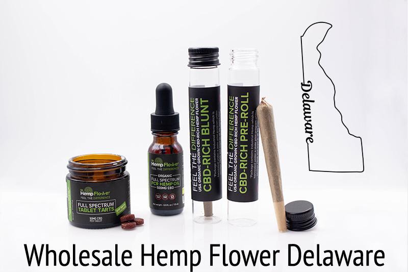 Wholesale Hemp Flower Delaware