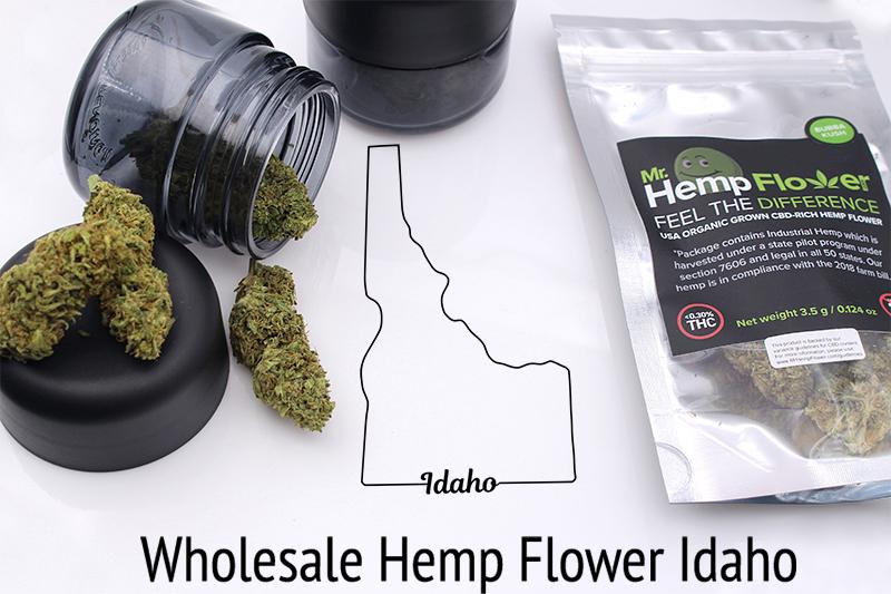 Wholesale Hemp Flower Idaho