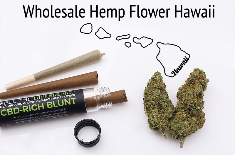Wholesale Hemp Flower in Hawaii