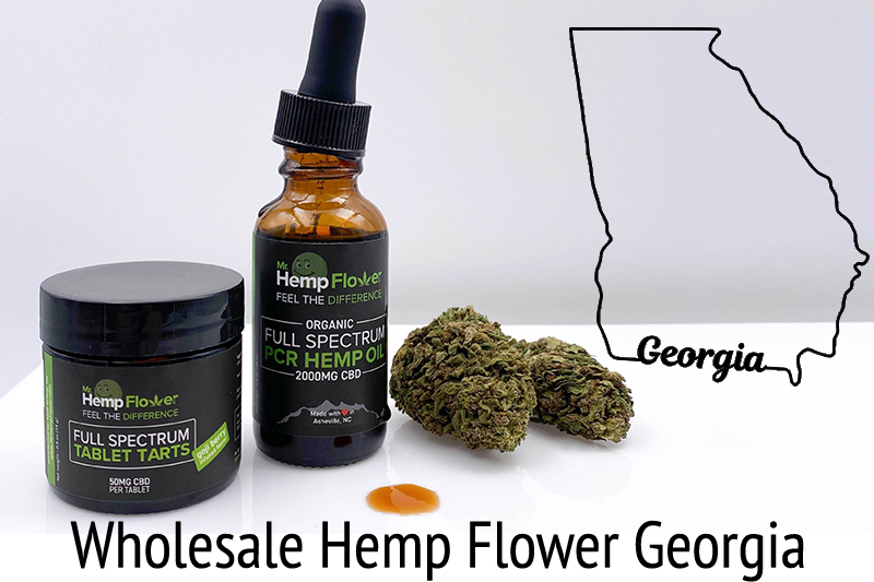 Wholesale hemp flower in georgia