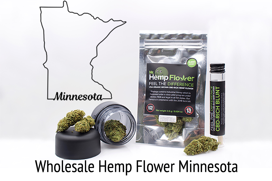 Wholesale Hemp Flower Minnesota