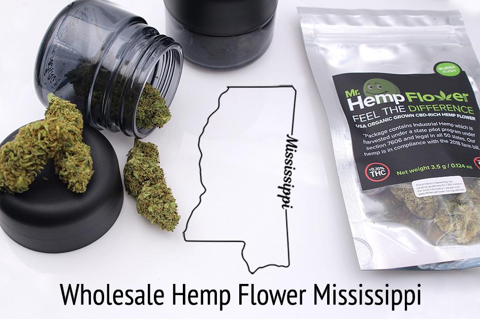 Wholesale Hemp Flower Mississippi