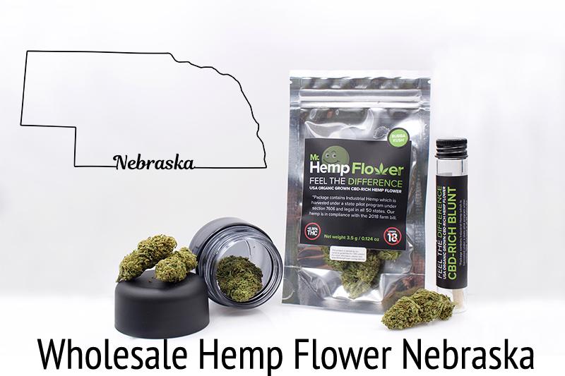 Wholesale Hemp Flower Nebraska