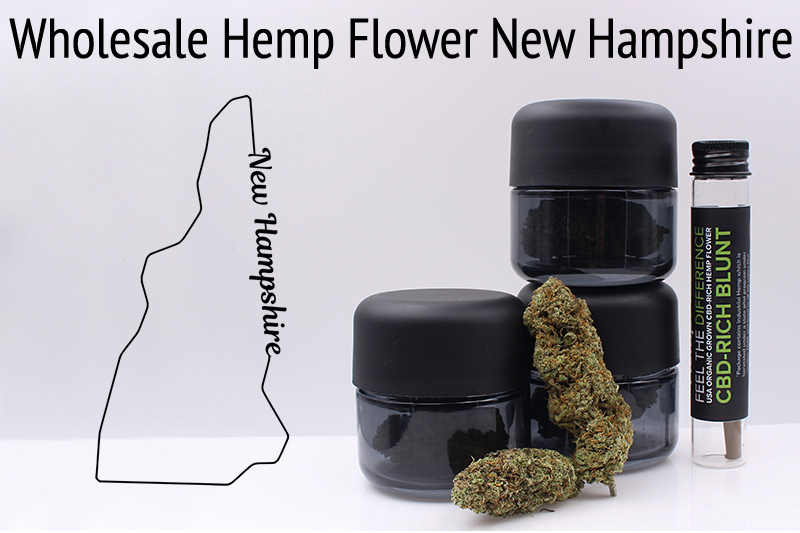 Wholesale Hemp Flower New Hampshire