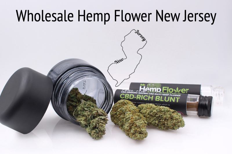 Wholesale Hemp Flower New Jersey