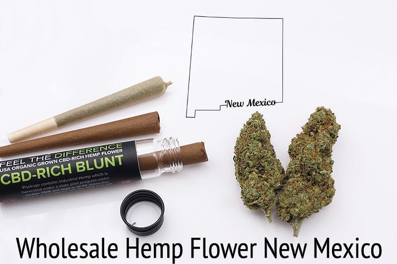 Wholesale Hemp Flower New Mexico