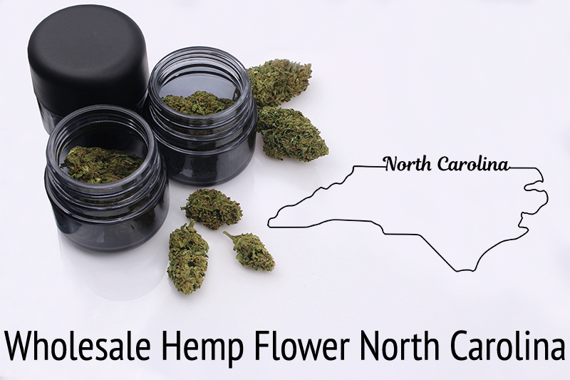 Wholesale Hemp Flower in North Carolina