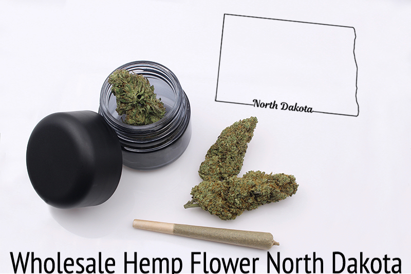 Wholesale Hemp Flower North Dakota