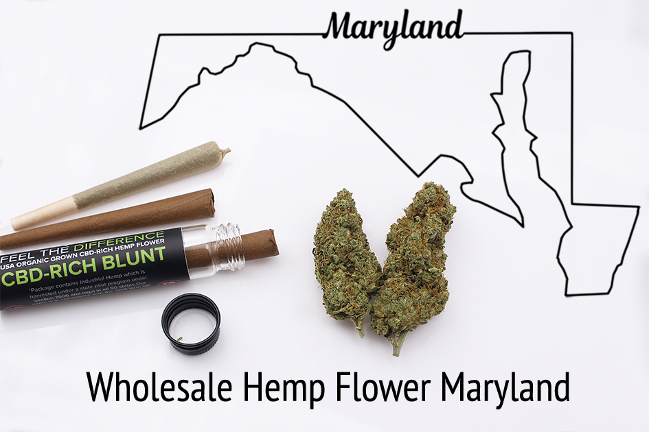 Wholesale Hemp Flower Maryland