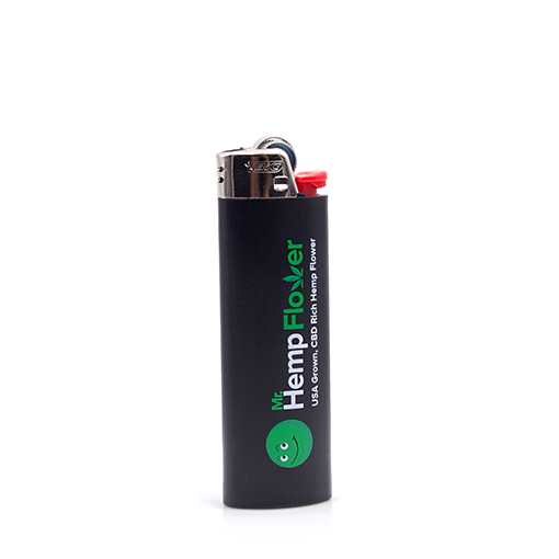 Front of lighter
